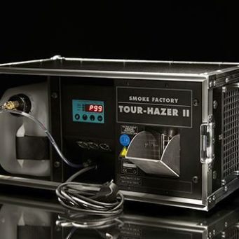 Smokefactory Tour-Hazer II