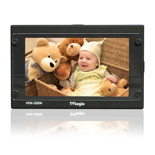 tv-logic 058w full hd focus assist monitor