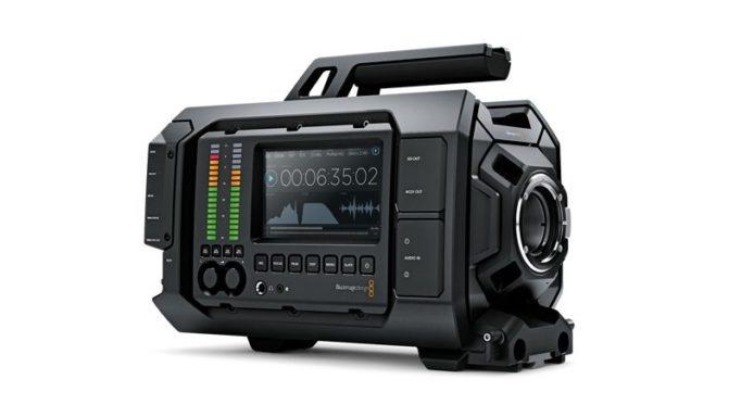 Blackmagic Design URSA EF 4k Kamera Mieten Leihen