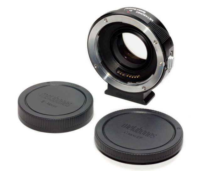 Metabones_Speed_Booster_Canon_EF_Sony_E_Mount_Adapter_mieten_leihen