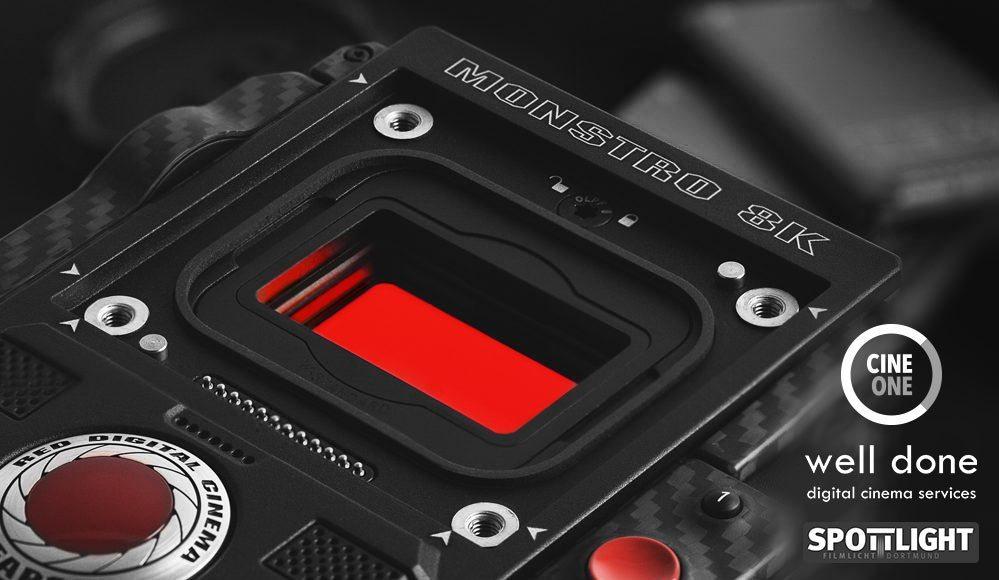 Red Weapon Monstro 8k Vv Basis Kit Cineone