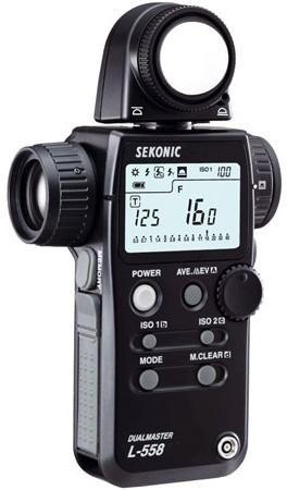 sekonic_l-558_dualmaster_belichtungsmesser_lightmeter_spotmesser_mieten_leihen_cineone_1