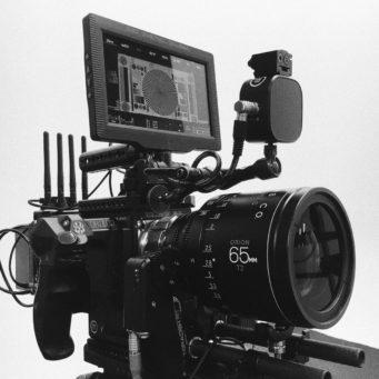 Teradek RT TOF.1 Rangefinder Cinetape Mieten Leihen